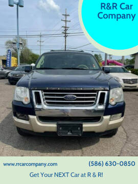 2006 Ford Explorer for sale at R&R Car Company in Mount Clemens MI