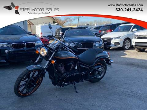 2019 Kawasaki Vulcan Custome 900 for sale at Star Motor Sales in Downers Grove IL