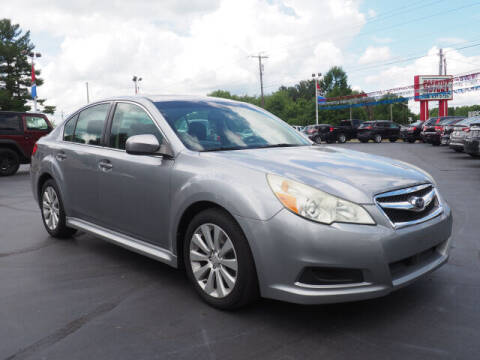2010 Subaru Legacy for sale at Patriot Motors in Cortland OH