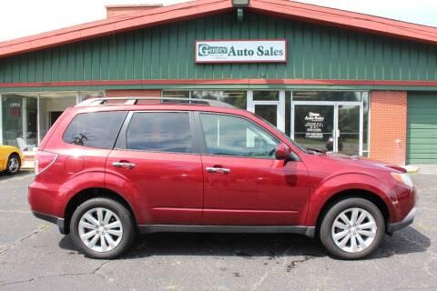2011 Subaru Forester for sale at Gentry Auto Sales in Portage MI