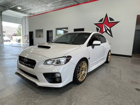 2016 Subaru WRX for sale at CarNova in Sterling Heights MI