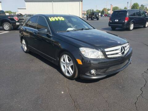2010 Mercedes-Benz C-Class for sale at Used Car Factory Sales & Service Troy in Troy OH