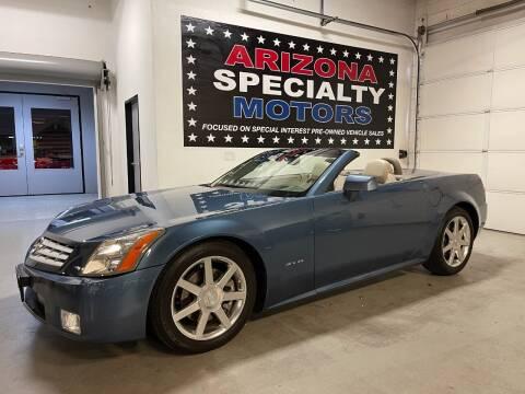 2005 Cadillac XLR for sale at Arizona Specialty Motors in Tempe AZ