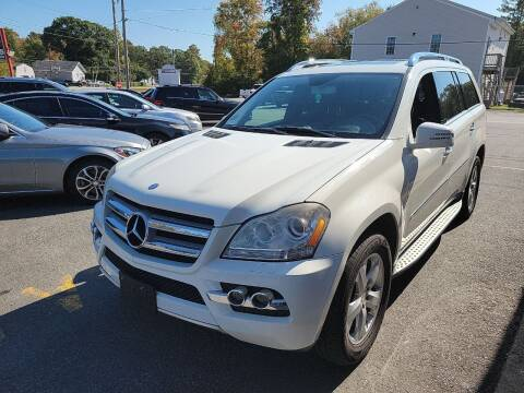 2011 Mercedes-Benz GL-Class for sale at Top Quality Auto Sales in Westport MA