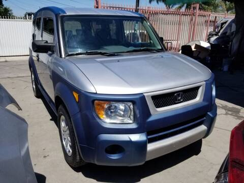 2006 Honda Element for sale at Ournextcar/Ramirez Auto Sales in Downey CA