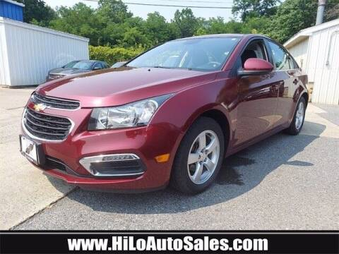 2016 Chevrolet Cruze Limited for sale at BuyFromAndy.com at Hi Lo Auto Sales in Frederick MD