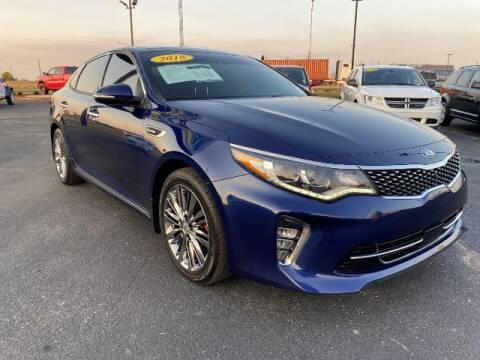 2018 Kia Optima for sale at Bayird Truck Center in Paragould AR