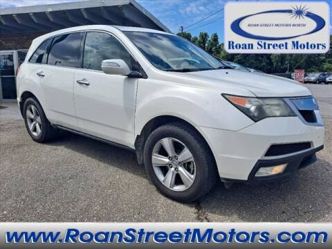 2011 Acura MDX for sale at PARKWAY AUTO SALES OF BRISTOL - Roan Street Motors in Johnson City TN