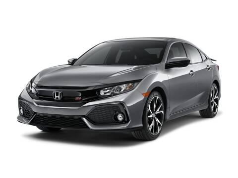 2017 Honda Civic for sale at BASNEY HONDA in Mishawaka IN