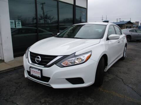 2017 Nissan Altima for sale at Vantage Motors LLC in Raytown MO