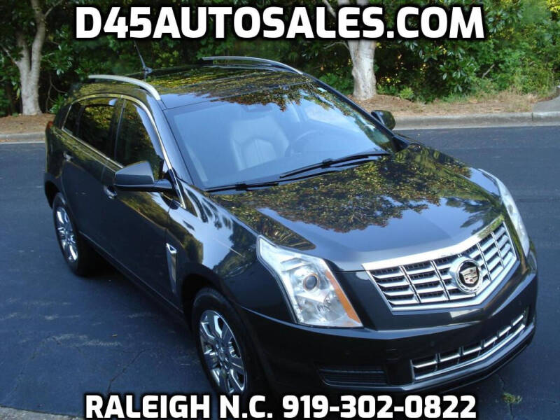 2014 Cadillac SRX for sale at D45 Auto Brokers in Raleigh NC
