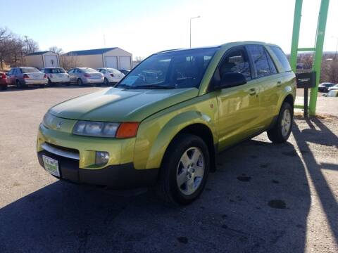 2004 Saturn Vue for sale at Independent Auto in Belle Fourche SD