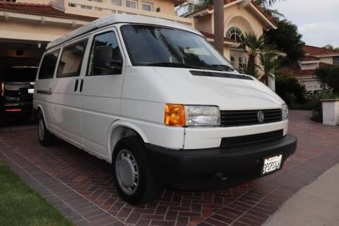 1995 Volkswagen EuroVan for sale at Newport Motor Cars llc in Costa Mesa CA