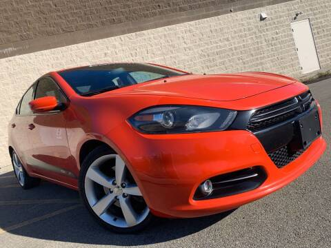 2015 Dodge Dart for sale at Trocci's Auto Sales in West Pittsburg PA