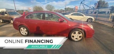 2009 Saturn Aura for sale at Juniors Auto Sales in Tucson AZ