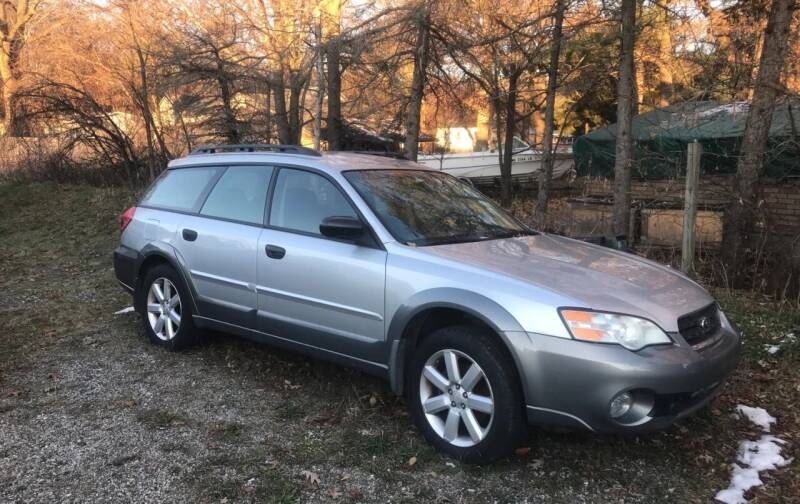 2007 Subaru Outback for sale at Anytime Auto in Muskegon MI