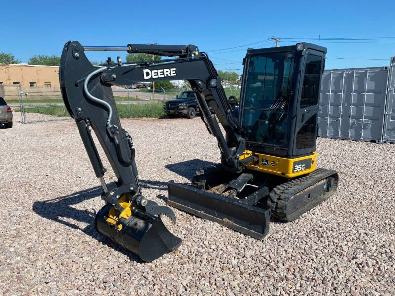 2020 John Deere 35G for sale at Big Deal Auto Sales in Rapid City SD