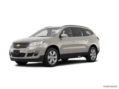 2017 Chevrolet Traverse for sale at Rick Hill Auto Credit in Dyersburg TN