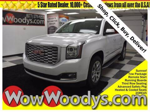 2020 GMC Yukon XL for sale at WOODY'S AUTOMOTIVE GROUP in Chillicothe MO