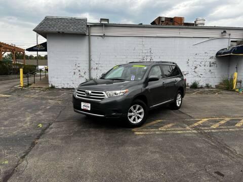 2012 Toyota Highlander for sale at Santa Motors Inc in Rochester NY