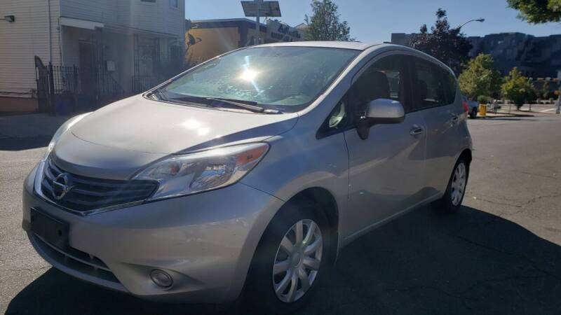 2014 Nissan Versa Note for sale at JOANKA AUTO SALES in Newark NJ
