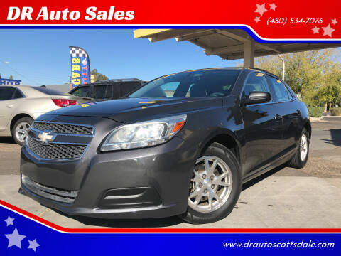 2013 Chevrolet Malibu for sale at DR Auto Sales in Scottsdale AZ