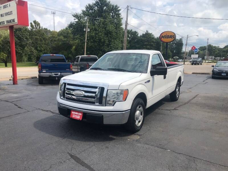 2009 Ford F-150 for sale at Parkside Auto Sales & Service in Pekin IL