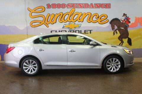 2016 Buick LaCrosse for sale at Sundance Chevrolet in Grand Ledge MI