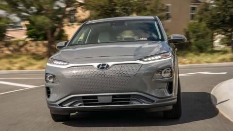 2021 Hyundai Kona EV for sale at Diamante Leasing in Brooklyn NY