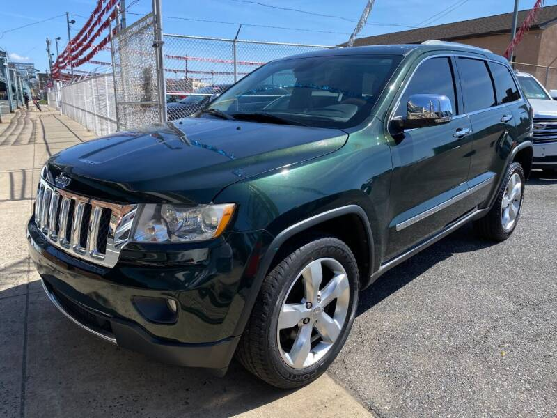 2011 Jeep Grand Cherokee for sale at The PA Kar Store Inc in Philadelphia PA