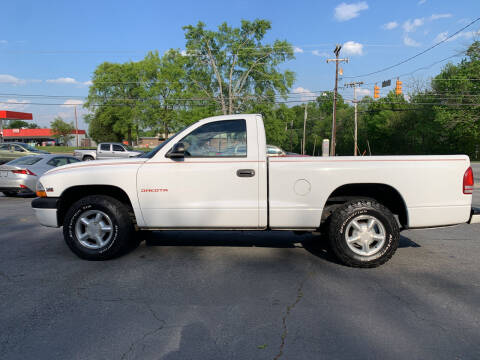 1999 Dodge Dakota for sale at Simple Auto Solutions LLC in Greensboro NC