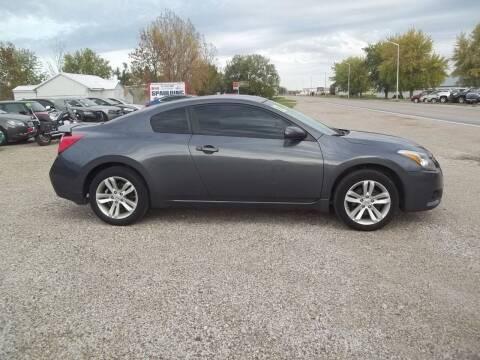 2012 Nissan Altima for sale at BRETT SPAULDING SALES in Onawa IA