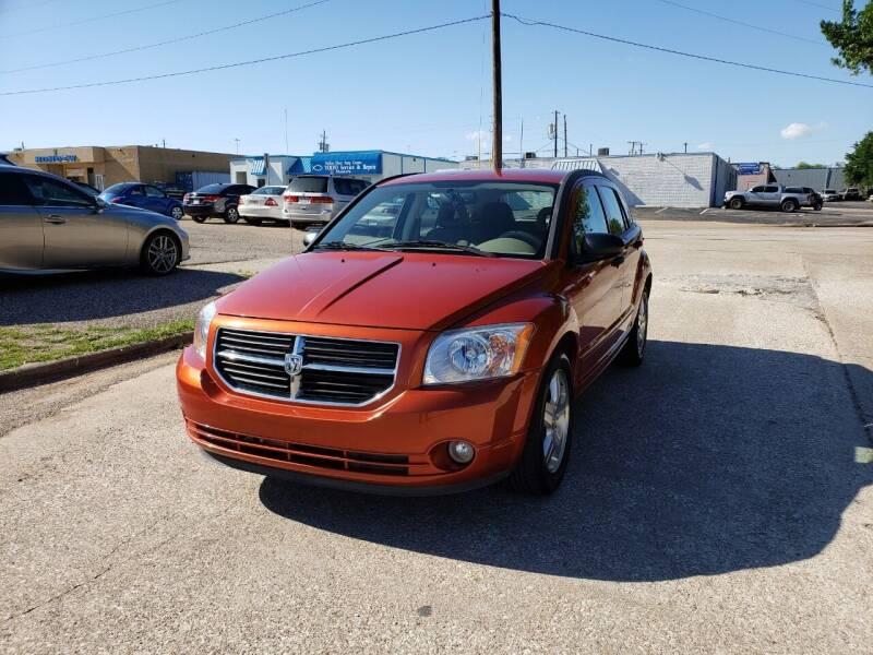 2007 Dodge Caliber for sale at Image Auto Sales in Dallas TX