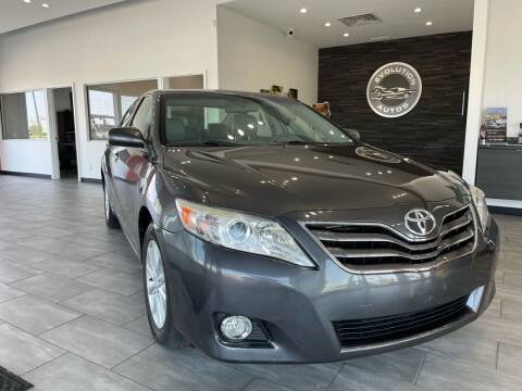 2010 Toyota Camry for sale at Evolution Autos in Whiteland IN
