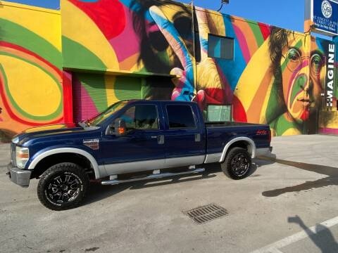 2008 Ford F-250 Super Duty for sale at BIG BOY DIESELS in Ft Lauderdale FL