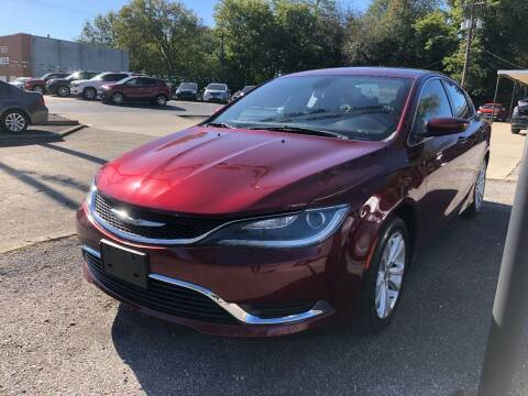 2015 Chrysler 200 for sale at Butler's Automotive in Henderson KY