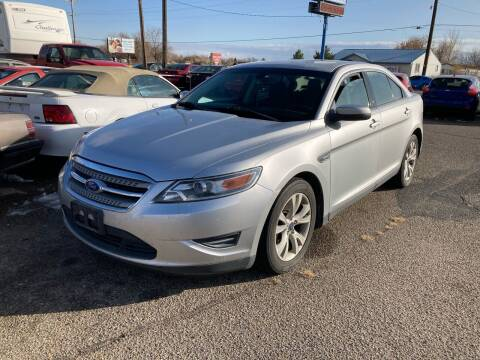 2012 Ford Taurus for sale at AFFORDABLY PRICED CARS LLC in Mountain Home ID