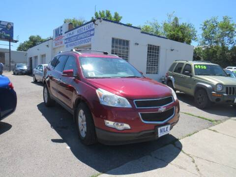 2010 Chevrolet Traverse for sale at Nile Auto Sales in Denver CO