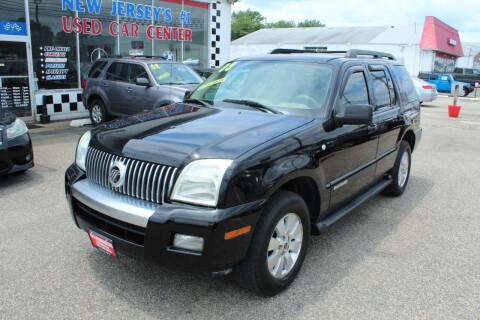 2008 Mercury Mountaineer for sale at Auto Headquarters in Lakewood NJ