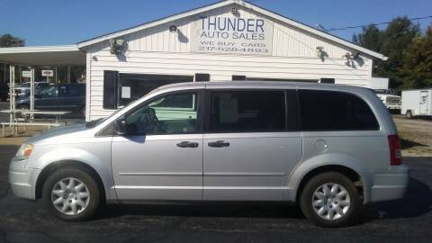 2008 Chrysler Town and Country for sale at Thunder Auto Sales in Springfield IL