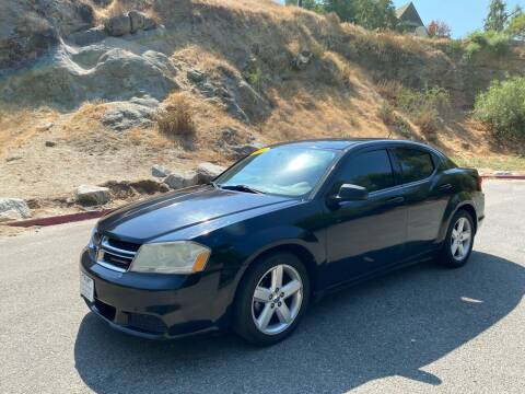 2013 Dodge Avenger for sale at Inland Motors LLC in Riverside CA