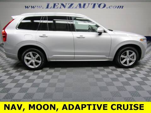 2020 Volvo XC90 for sale at LENZ TRUCK CENTER in Fond Du Lac WI