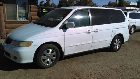 2004 Honda Odyssey for sale at Larry's Auto Sales Inc. in Fresno CA