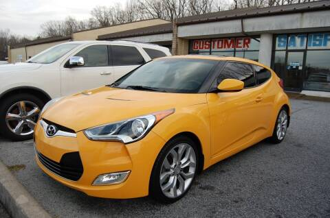2015 Hyundai Veloster for sale at Modern Motors - Thomasville INC in Thomasville NC