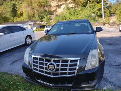 2012 Cadillac CTS for sale at Riverside Auto Sales in Saint Albans WV