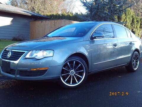 2006 Volkswagen Passat for sale at Redline Auto Sales in Vancouver WA