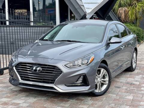 2018 Hyundai Sonata for sale at Unique Motors of Tampa in Tampa FL