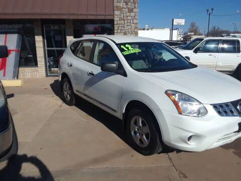2012 Nissan Rogue for sale at NORTHWEST MOTORS in Enid OK