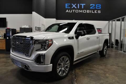 2020 GMC Sierra 1500 for sale at Exit 28 Auto Center LLC in Cornelius NC