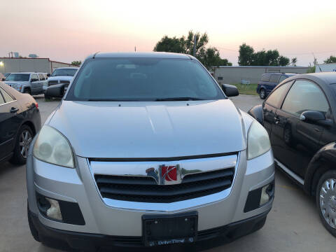 2008 Saturn Outlook for sale at MB Auto Sales in Oklahoma City OK